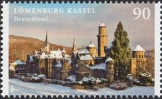 Stamp: Lowenburg Kassel (Germany, Federal Republic) (Castles and Palaces) Mi:DE 3200,Yt:DE 3009,AFA:DE 3998