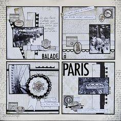 Balade à Paris - Page (1 sur 1)