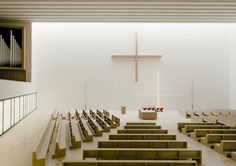 Rafael Moneo wins the International Prize for Sacred Architecture 2016