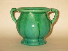 Melrose Twin Handled  Vase. Australian Pottery
