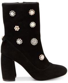 Nanette by Nanette Lepore Linette Boots - Black 9.5M