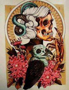 Love the dead.