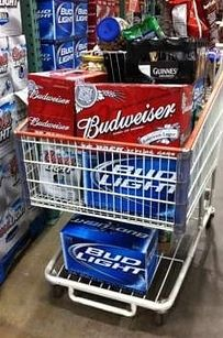Buy your alcohol from Costco, even if you don't have a membership. | 31 Last-Minute Super Bowl Party Tips That Will Make Your Life Easier
