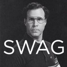 only guy with swag I know..