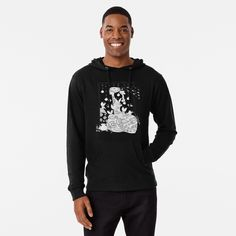Promote | Redbubble Chicano, His Dark Materials, Charlotte Flair, Skater Girls, Hoodies, Sweatshirts, Purple And Black, French Terry, Chiffon Tops