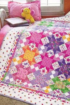 Quilt PATTERN ~ Sew Sweet ~ Quilting Pattern from Magazine | the Quilting Collectionary