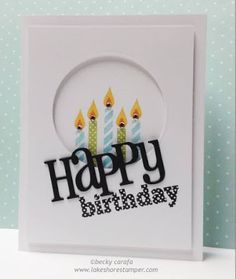 Whimsy Inspirations Blog: Birthday Blog Hop for Lora