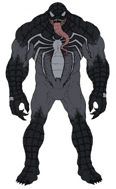 Nice Venom redesign by Nathan Nelson.