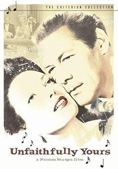 Rex Harrison & Linda Darnell & Preston Sturges-Unfaithfully Yours