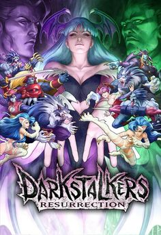 Darkstalkers: Resurrection