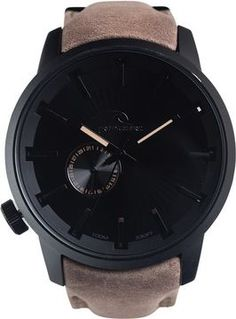 Rip Curl Detroit Midnight Leather Watch