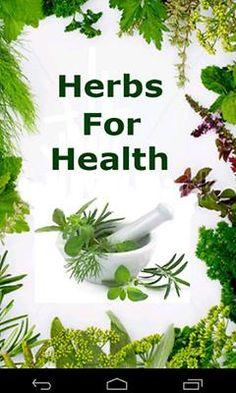 Herbs For Health 스크린샷 1