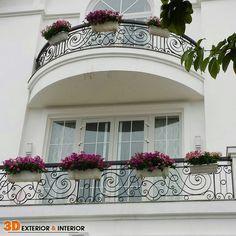 Fence Gate Design, Front Gate Design, House Gate Design, Design Your Dream House, House Front Design, Facade Design, Classic House Exterior, Classic House Design, Dream House Exterior