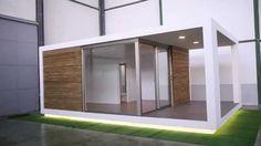 Construir una casa en 49 horas: Compoplak (Composites Building Technology)