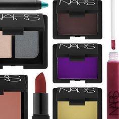 NARS - their philosophy on makeup is perfect. Less is more; you want to accentuate the unique beauty of the face.