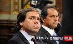 """El ex jefe de Gabinete de Scioli, Alberto Pérez, será indagado el lunes en la causa de las """"facturas truchas"""""""