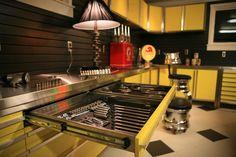 Garage Cabinets.