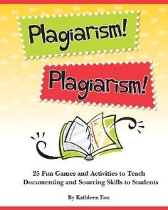 : 25 Fun Games and Activities to Teach Documenting and Sourcing Skills to Students Library Games, Library Skills, Library Science, Library Activities, Library Lessons, Library Events, Library Ideas, Library Research, Research Skills