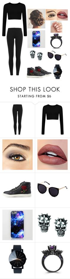 """Casual…"" by slytherin-girl-hogwarts ❤ liked on Polyvore featuring Polo Ralph Lauren, Avon and Bamboo"