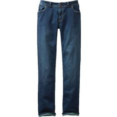 Outdoor Research Women's Nantina Jeans ($99) ❤ liked on Polyvore featuring jeans, indigo, waistband jeans, antique-rivet jeans, indigo blue jeans, zip jeans and indigo jeans