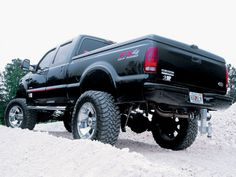 2007 Ford F350 - Never Done