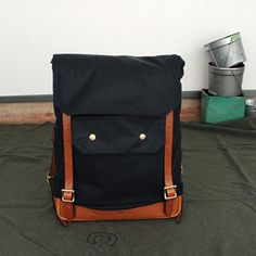 Southern Field Industries Rucksack from Lark Boyfriend Material, Dark Navy, Bradley Mountain, Southern, Backpacks, Bags, Woman, Handbags, Dime Bags