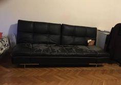 Donne Canapé-lit noir