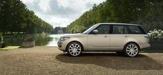 Range Rover Overview - Stafford Land Rover