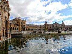 Praça da Espanha Sevilha