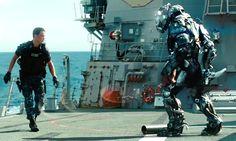 Battleship Movie: Alex Hopper & Regent (alien)