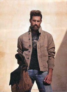 Men's casual style :: Ilias Petrakis