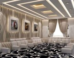 Ceiling Designs For Bedrooms Delectable 17 Amazing Pop Ceiling Design For Living Room  Ceilings Hall And Design Inspiration