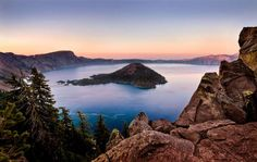 Crater Lake National Park; Amazing destinations - Alexis Birkill/Getty Images