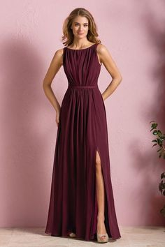 Buy wholesale designer bridesmaid dress,eden bridesmaid dress along with jordan bridesmaid dress on DHgate.com and the particular good one- Elegant Cheap Wine Red Chiffon Long Beach Bridesmaid Dresses Wedding Party Dress For Women Maid of Honor Dresses With Split is recommended by idobridaldress at a discount.
