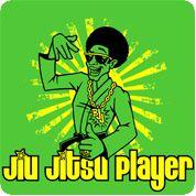 Jiu Jitsu Player