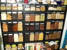 My food organization