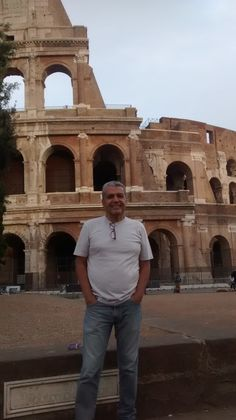 Roma Itália - Coliseu