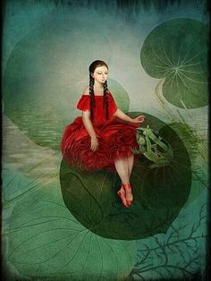 Catrin Welz-Stein   Thumbelina
