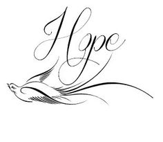 should add something to my hope tattoo Pretty Tattoos, Love Tattoos, Tatoos, Anchor Tattoos, Wrist Tattoos, Et Tattoo, Tattoo Drawings, Tattoo Pics, Tattoo Quotes