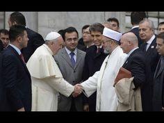 Menegangkan!!! Paus Masuk Masjid Istambul Turki - JANGAN TONTON