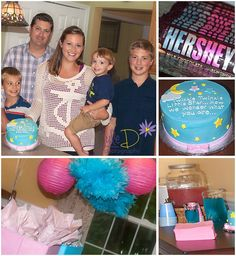 Gender Reveal JuleD Photography