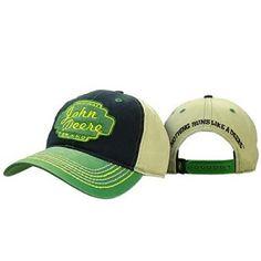 John Deere Men's Hat