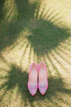 Pink Manolos