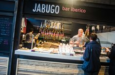Foodhallen Jabugo bar Iberico