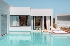 Casa Cook Rhodes, a 95-room adults-only resort on the island of Rhodes, opened a year ago as the first Greek hotel by the tour operator Thomas Cook.