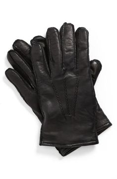 Handsome Gloves for the Gents.