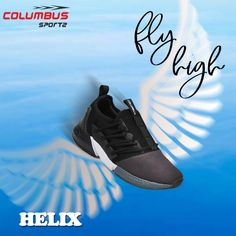 You will never truly know the shoe until you live in it.  #columbusshoes #helixseries #clbsports