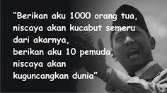 Kata Kata Soekarno