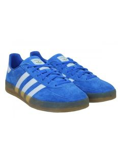 adidas gazelle indoor trainers in turquoise
