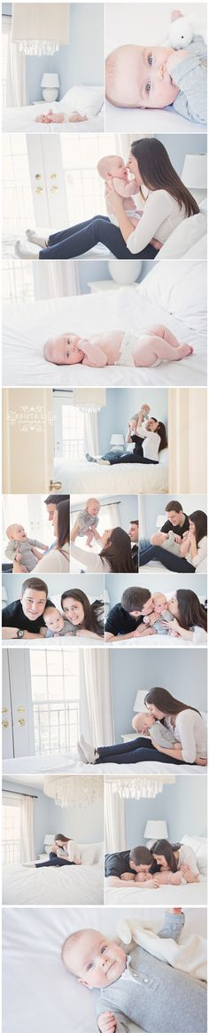 Baby Session 3 Months | Krista Lii Photography | Toronto's Lifestyle Photographer